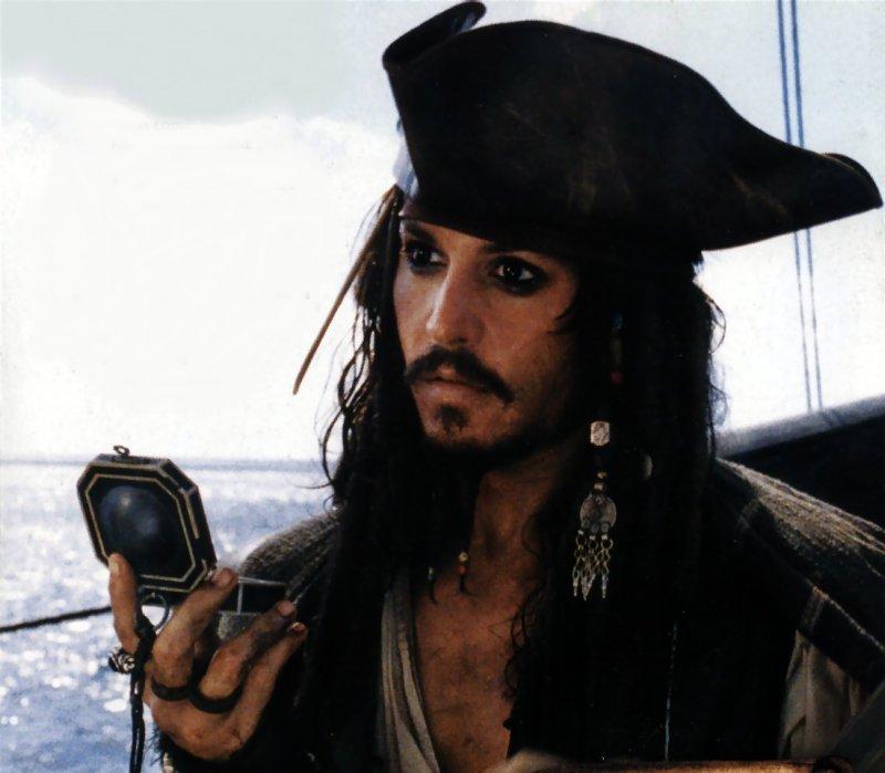 Jack Sparrow compass