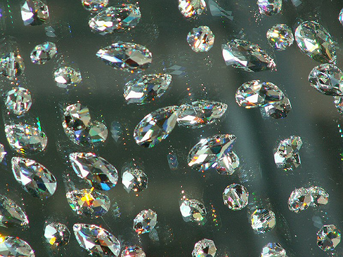 diamonds by Aquarius3 Vulgo August via Flickr