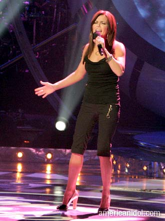 Martina McBride Anyway American Idol